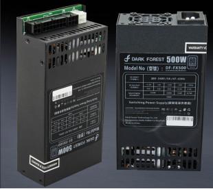 Блок Питания Dark Forest DF-FX500 FlexATX Fully Modular