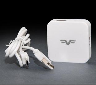 USB-хаб Frime 4-х портовый 2.0 White (FH-20021)