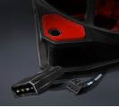 Вентилятор Frime Iris LED Fan 15LED Red