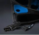 Вентилятор Frime Iris LED Fan 33LED Blue