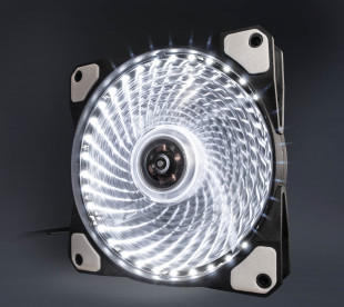 Вентилятор Frime Iris LED Fan 33LED White