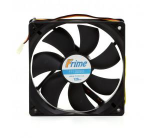 Вентилятор Frime 120*120*25 3pin Black