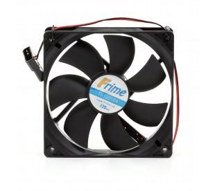 Вентилятор Frime 120*120*25 4pin (molex) Black