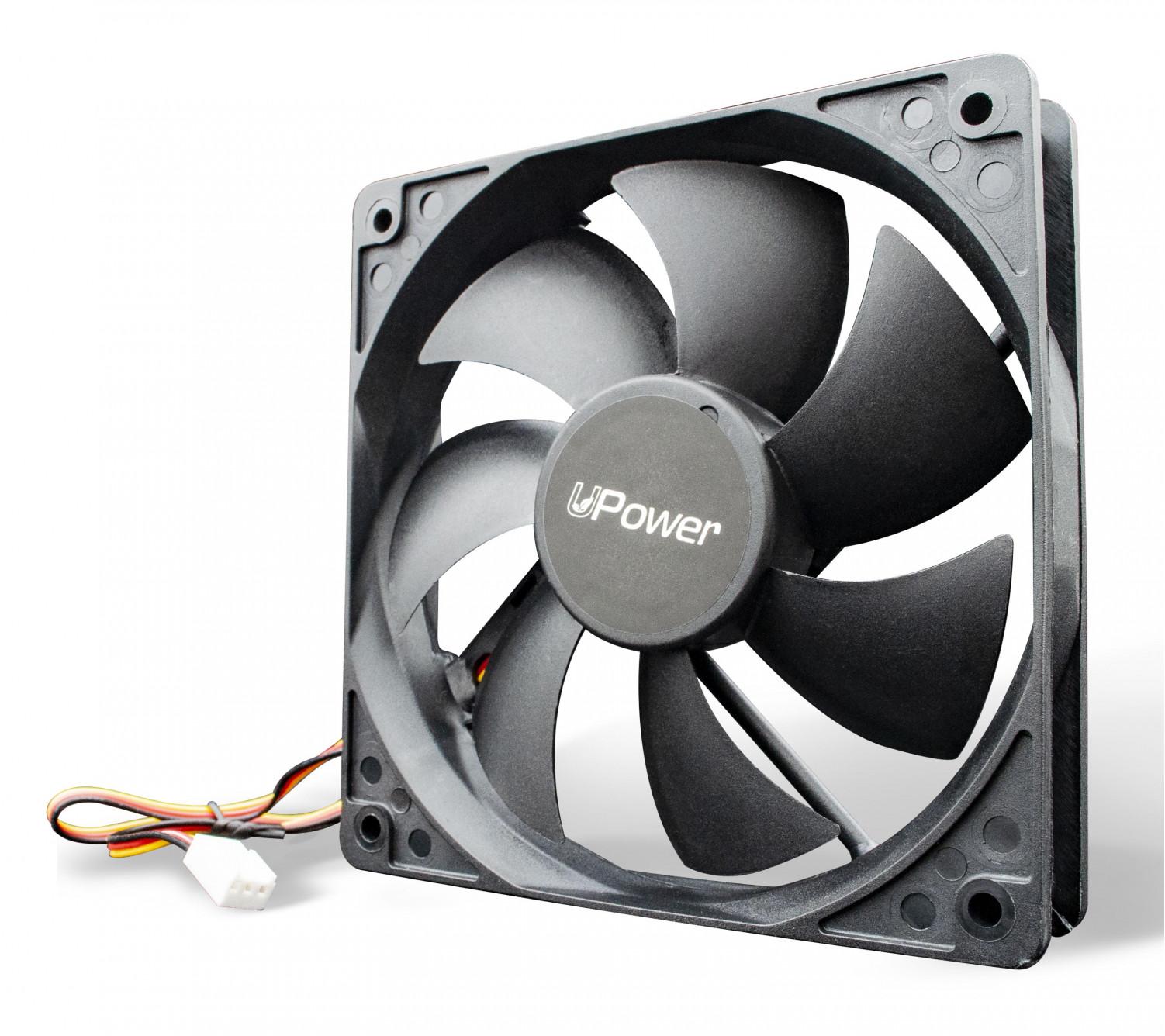 Вентилятор UPower UP12025SB315 120мм, 3pin