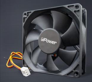 Вентилятор UPower UP8025SB315 80мм, 3-pin