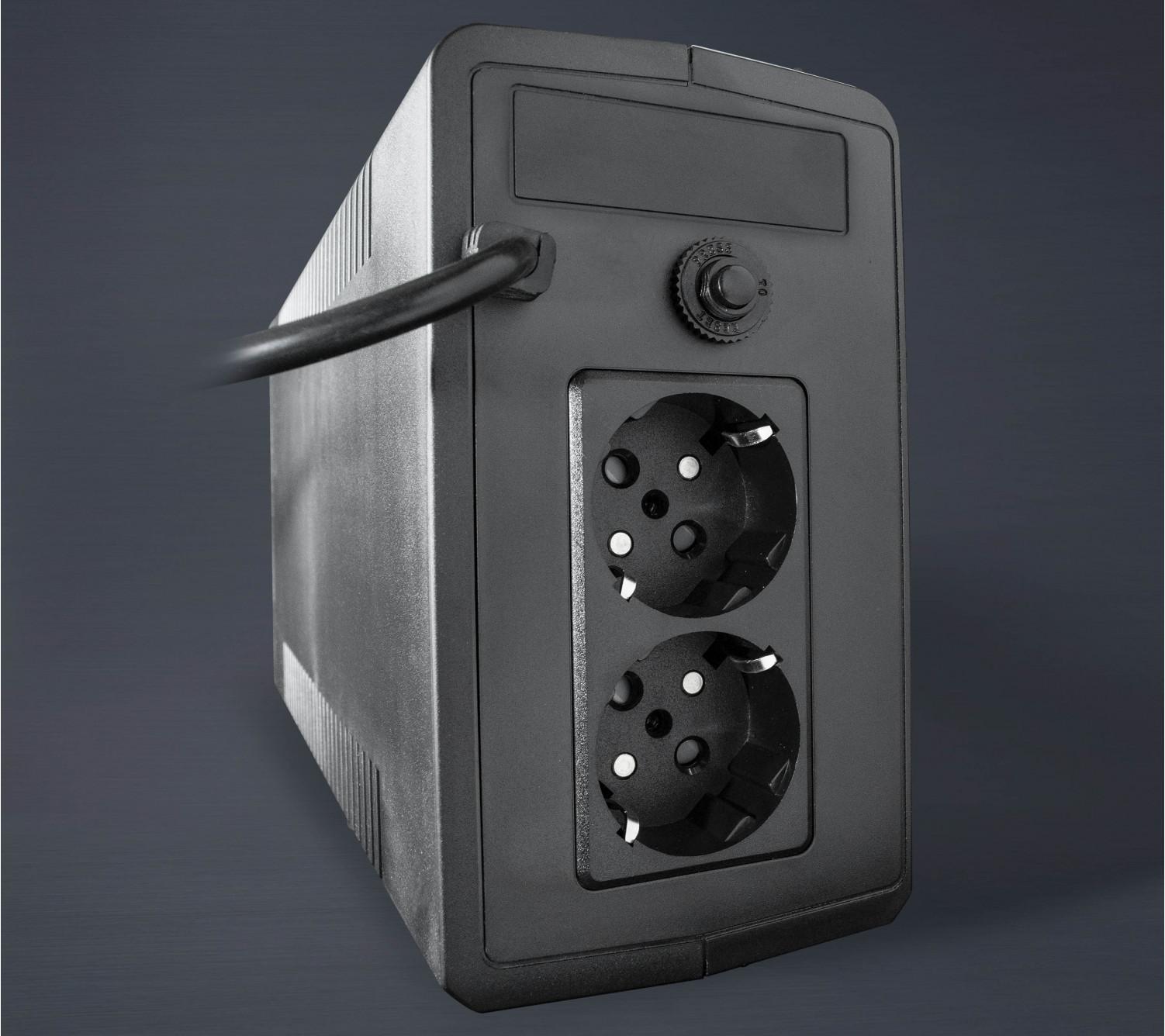 ДБЖ Frime Guard 850VA LCD (FGS850VAPL)