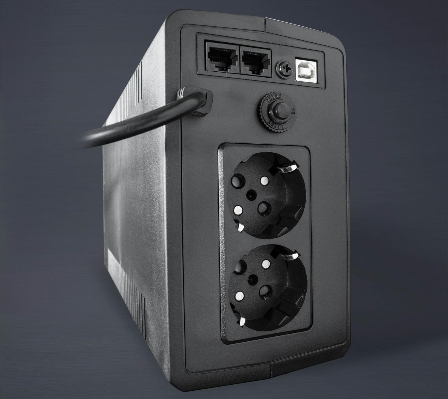 ДБЖ Frime Guard 650VA USB LCD (FGS650VAPUL)