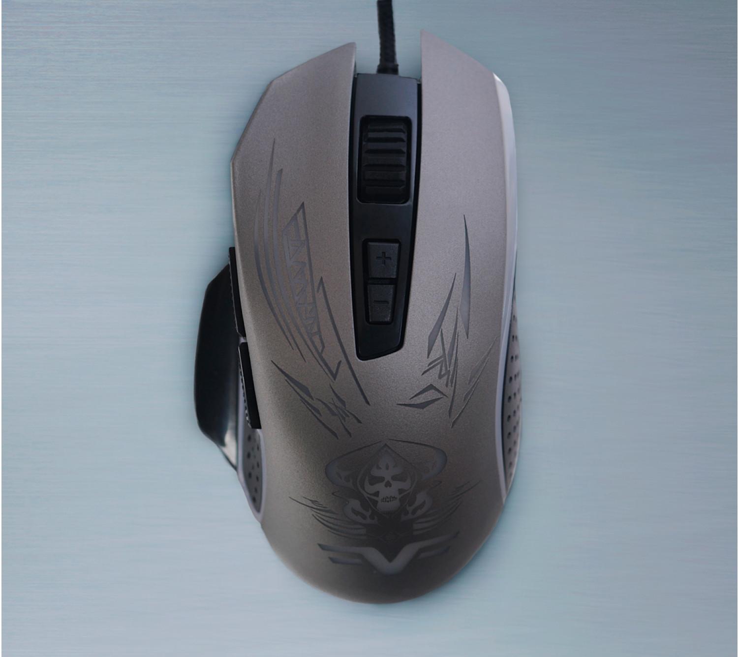 Мышь Frime DRAX Silver