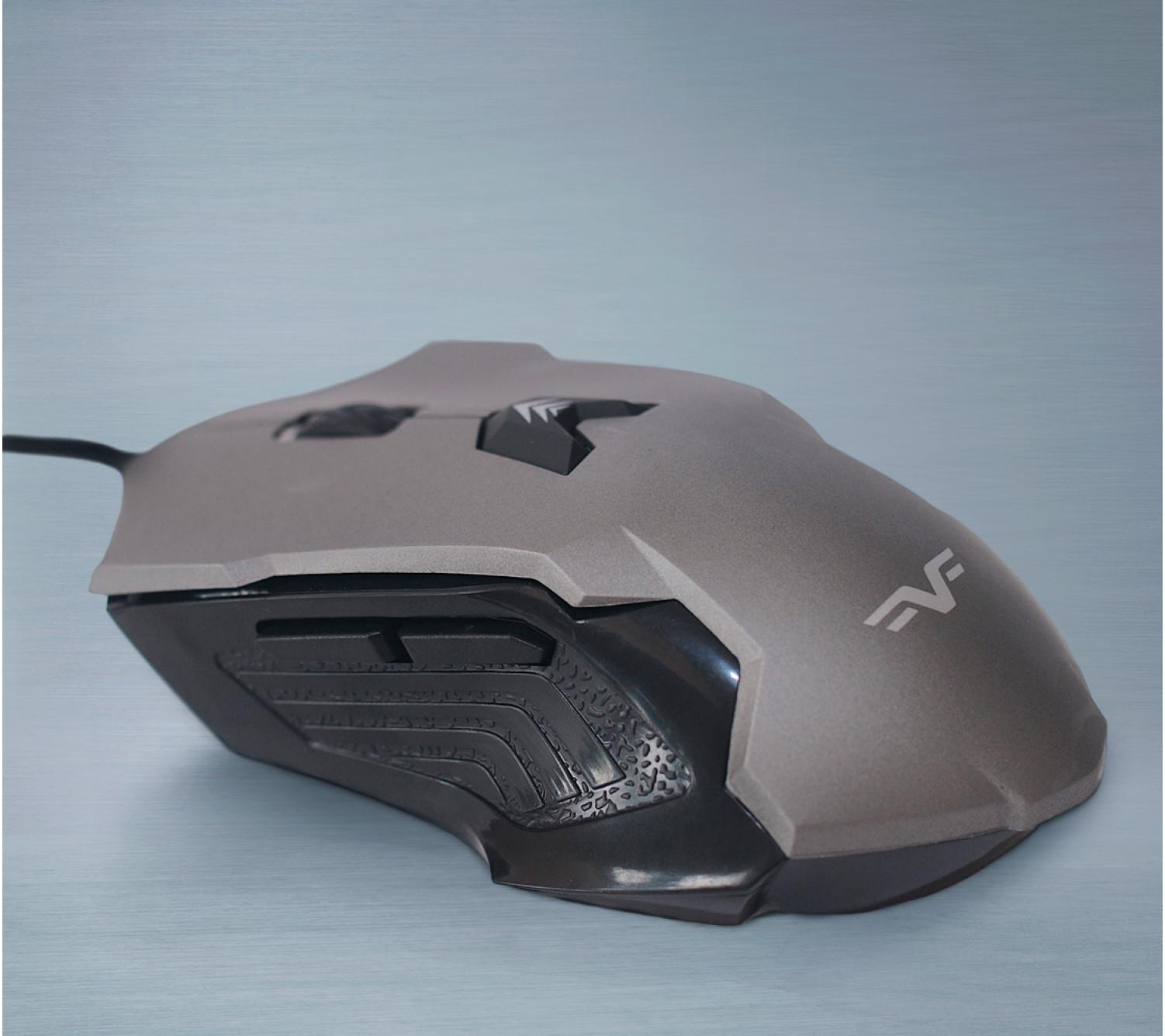 Мышь Frime RAPTOR Silver
