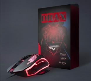 Мышь Frime DRAX Black