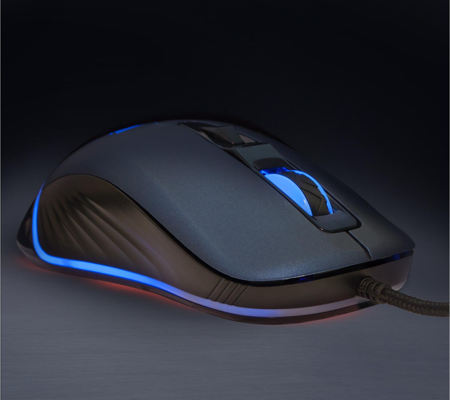 Мышь Frime HELA Navy Blue