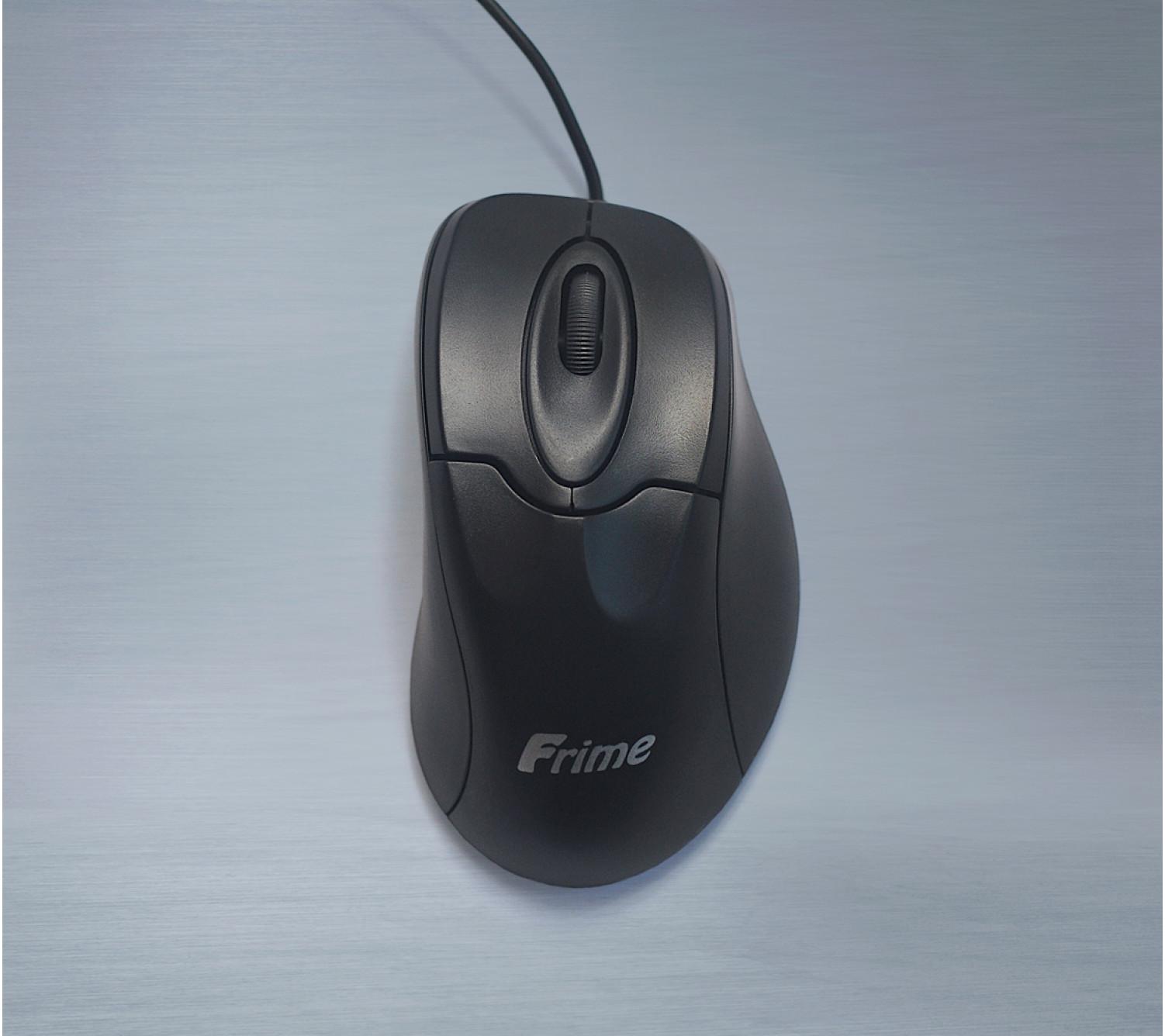 Мышь Frime FM-011 черная USB