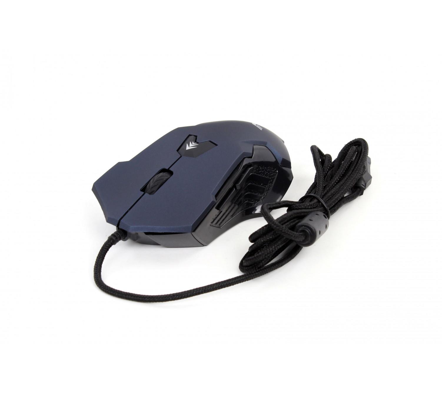 Мышь Frime RAPTOR Navy Blue