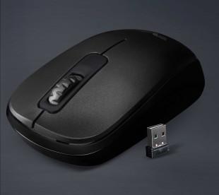 Миша бездротова Frime FWMO-220В Чорний