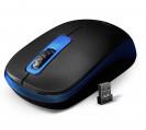 Мышь беспроводная Frime FWMO-220ВDB Черный/темно-синий