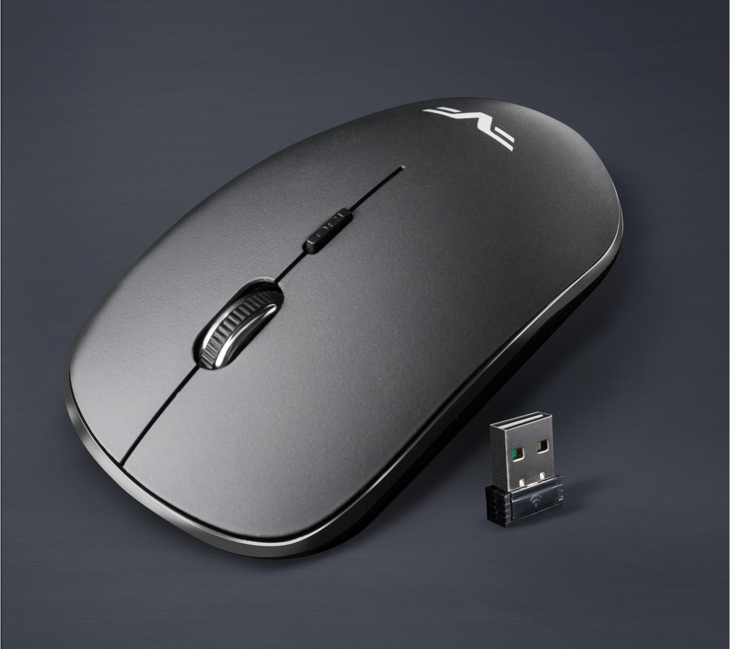 Мышь беспроводная Frime FWMO-230G Серый