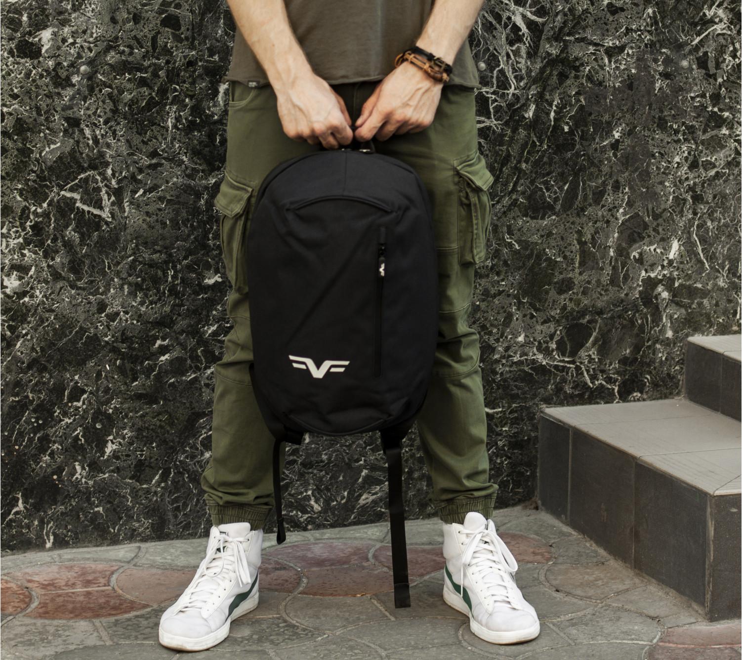 Рюкзак Frime Keeper Black