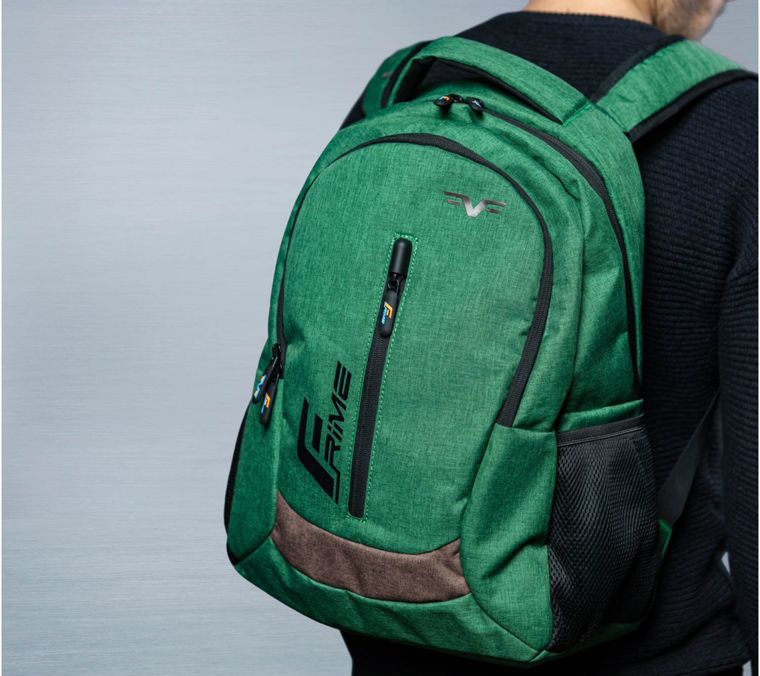 Рюкзак Frime Hamster Green