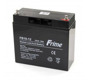 Аккумулятор Frime FB18-12 AGM VRLA