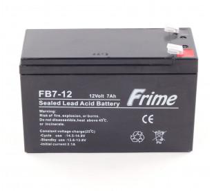 Аккумулятор Frime FB7-12 AGM VRLA