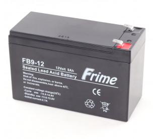 Аккумулятор Frime FB9-12 AGM VRLA