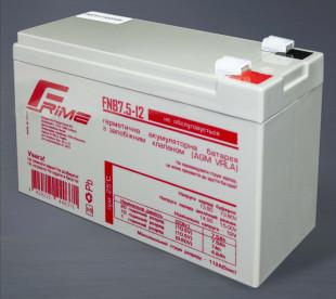 Акумуляторна батарея Frime 12V 7.5AH (FNB7.5-12) AGM