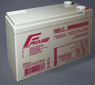 Акумуляторна батарея Frime 12V 9AH (FNB9-12) AGM
