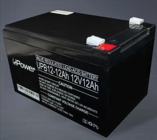 Акумуляторна батарея UPower 12V 12AH (UPB12-12) AGM