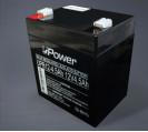 Аккумуляторная батарея UPower 12V 4.5AH (UPB4.5-12) AGM