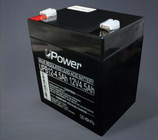 Акумуляторна батарея UPower 12V 4.5AH (UPB4.5-12) AGM
