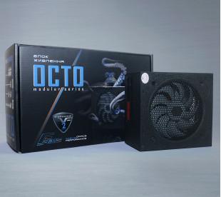 Блок Живлення Frime OCTO 600 APFC Modular