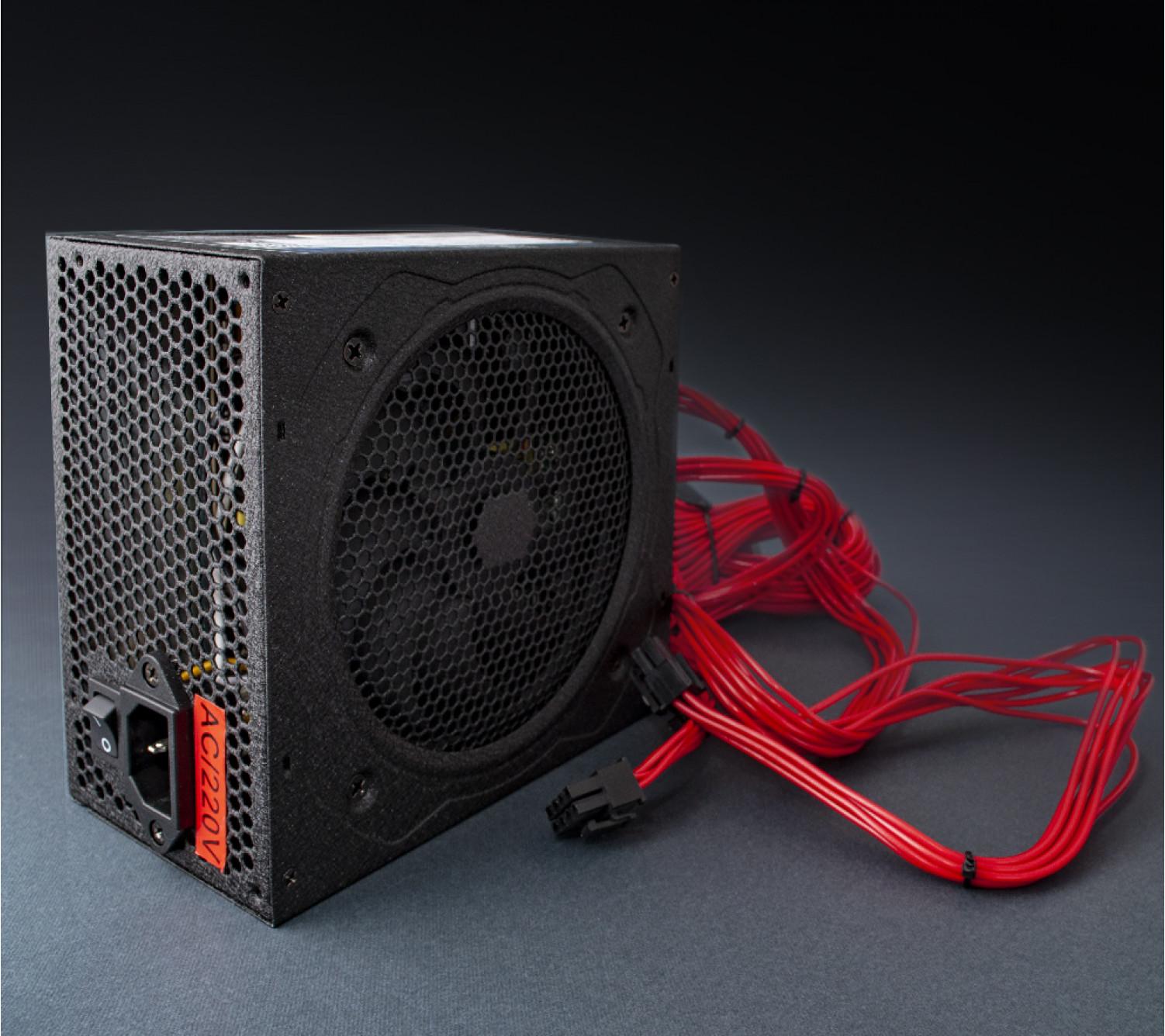 Блок Питания Frime OCTO 600 APFC Modular