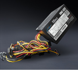 Блок Питания Frime RINO-600 APFC