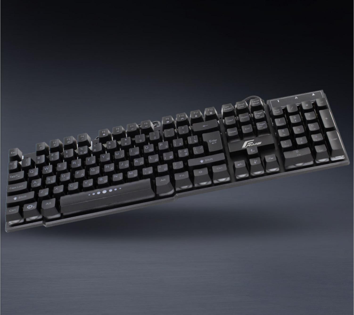 Клавіатура Frime Firefly Купити в Україні ᐈ Frime™ Клавіатура ...