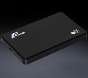 "Внешний карман Frime для 2.5"" SATA HDD/SSD Plastic USB 2.0 Black (FHE10.25U20)"