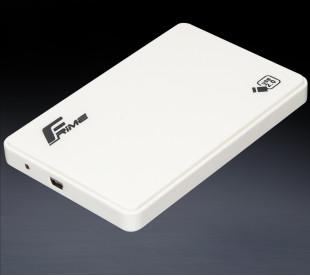 """Внешний карман Frime для 2.5"""" SATA HDD/SSD Plastic USB 2.0 White (FHE11.25U20)"""