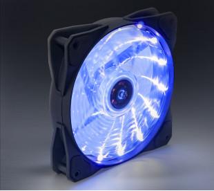Вентилятор Frime Iris LED Fan 15LED Blue OEM