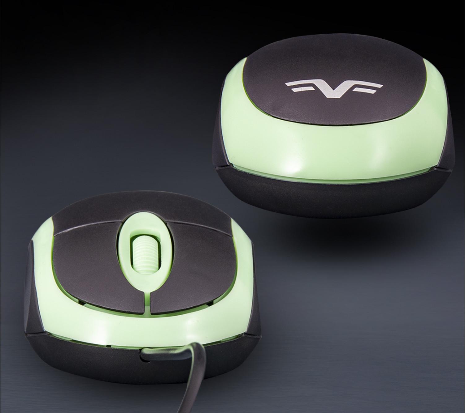 Мышь оптическая Frime FM-001BG USB
