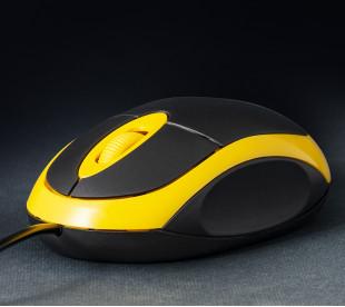 Миша оптична  Frime FM-001BY USB