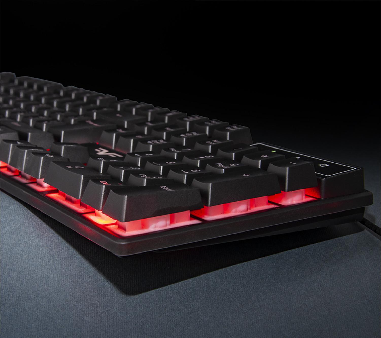 Клавіатура Frime Firefly II Купити в Україні ᐈ Frime™ Клавіатура ...