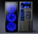 Корпус Frime FUSION Blue LED