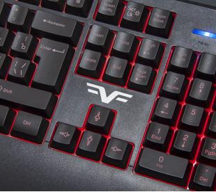 Клавіатура Frime Graphit
