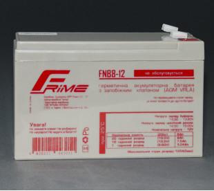 Аккумуляторная батарея Frime 12V 8AH (FNB8-12)