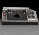 "Адаптер подключения Frime HDD / SSD 2.5 ""в отсек привода ноутбука SATA / mSATA 12.7mm  9.5mm"