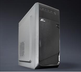 Корпус Frime FC-210B Black 2*USB ATX FPO-400-8C