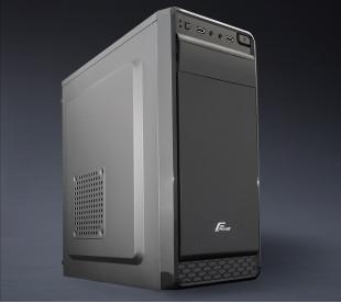 Корпус Frime FC-213B Black 2*USB ATX FPO-450-12C