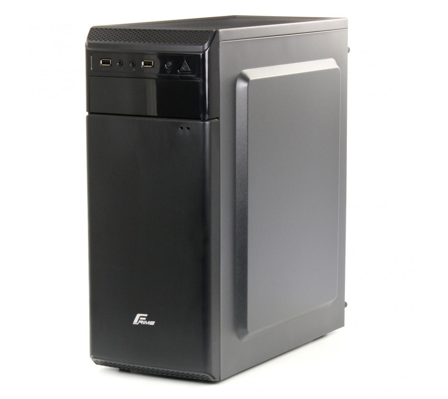 Корпус Frime FC-214B Black 2*USB ATX FPO-500-12C