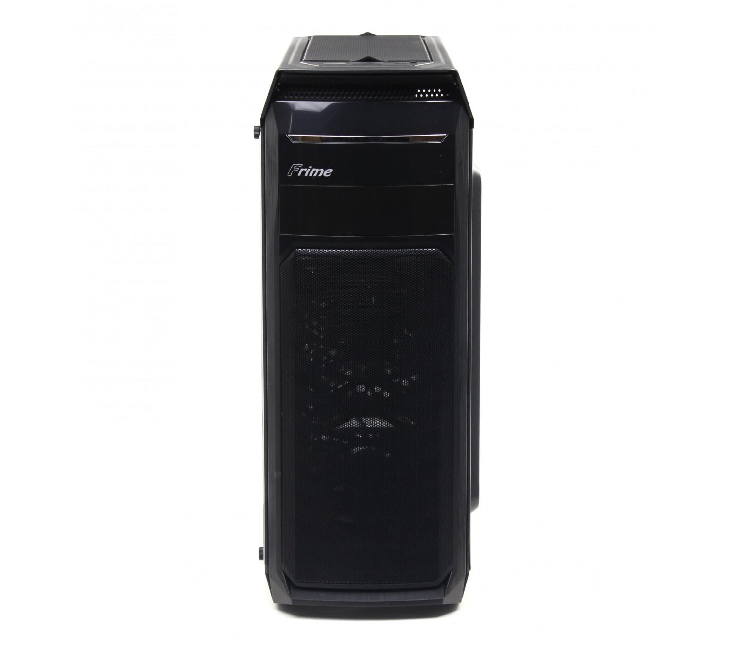 Корпус Frime FC-902B/Blue LED USB3.0