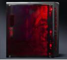 Корпус Frime FUSION Red LED