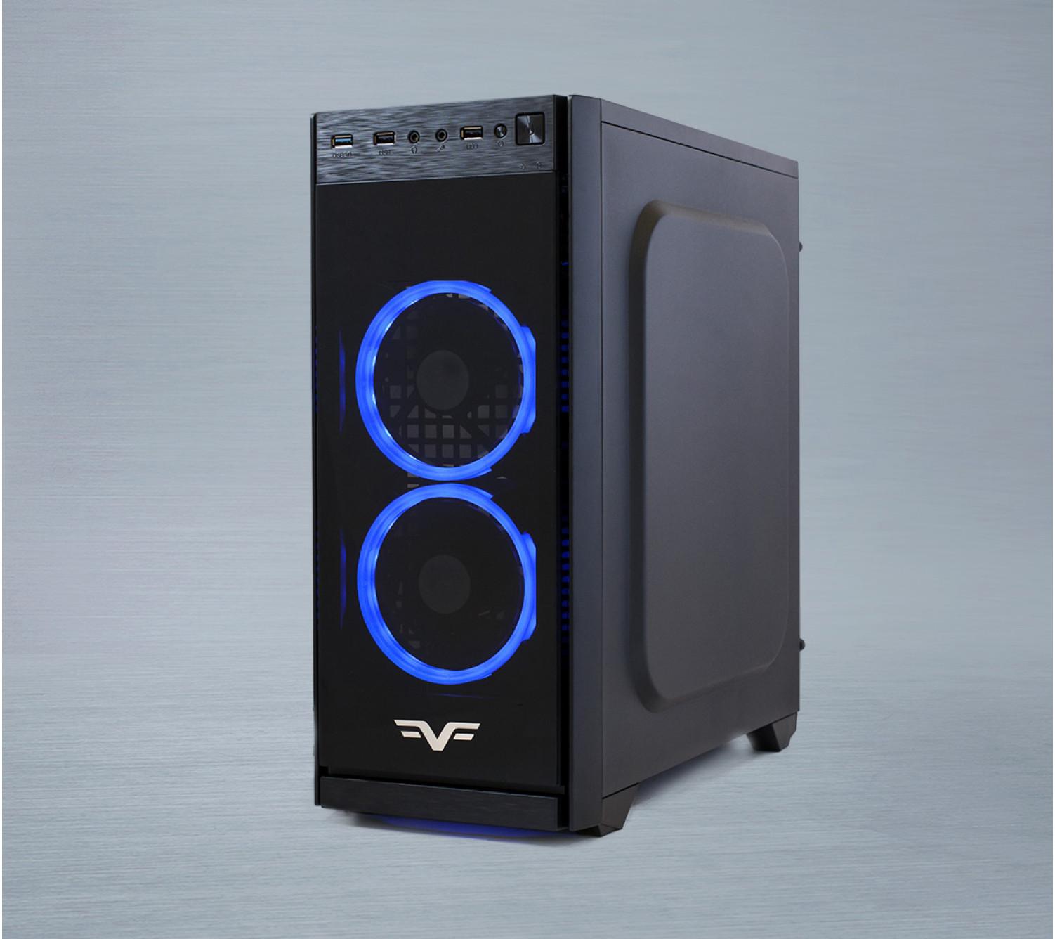 Корпус Frime GRANDMASTER Blue LED